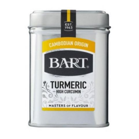 Turmeric High Curcumin Spice Blends Bart 60g (Cambodian Cooking)
